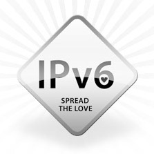 IPv6 - Spread the love